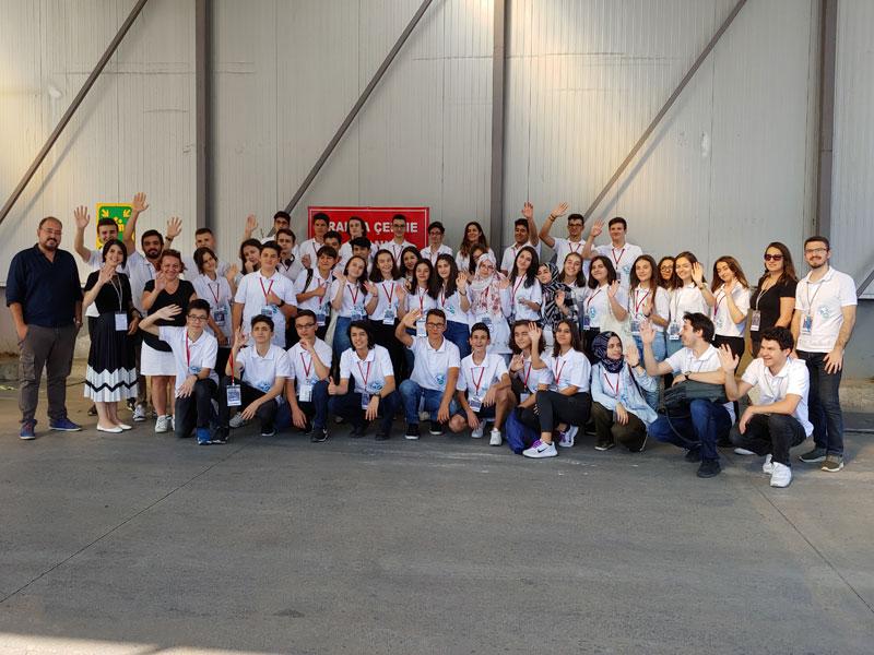 Geleceği Üret - Genç Mühendisler Yaz Kampı